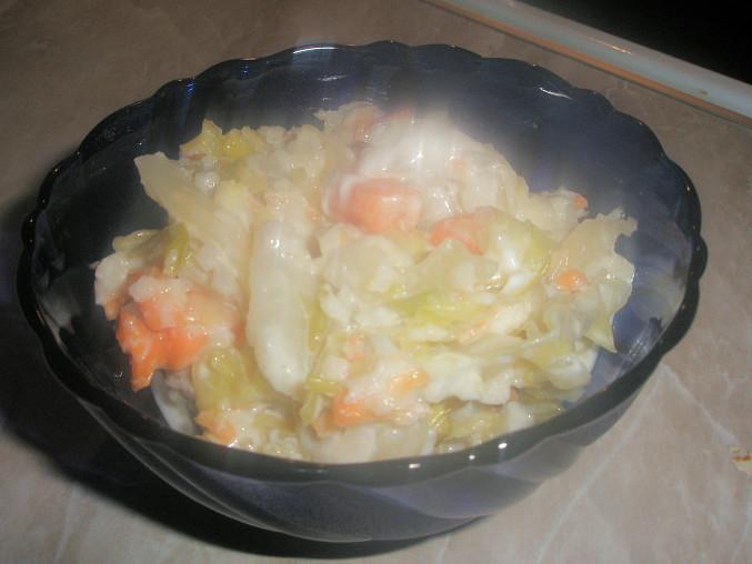 Protichřipkový salát