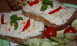 Sýrová pomazánka s celerem