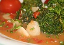 Tvarůžková brokolice