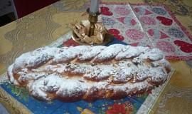 Vánočka Moniky Absolonové