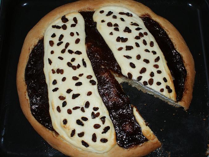 Vynikající domažlické koláče, Domažlický koláč