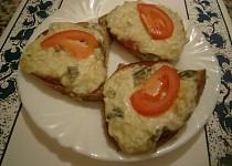Hermelínové toasty