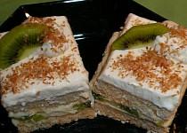 Kostky s kiwi
