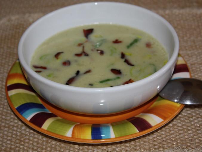 Pórková polévka Matýsek, Pórková polévka Matýsek