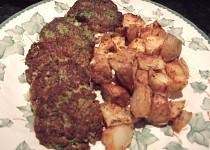 Moje brokolicove placicky