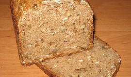 Olivový kváskový chléb