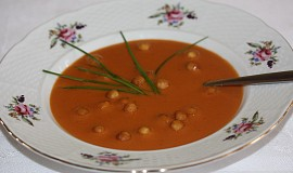 Rajská polévka trochu jinak