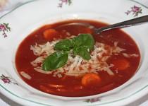 Rychlá rajská polévka
