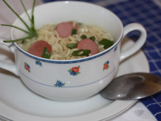 Vylepšená polévka, Vylepšená polévka