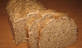Kváskový chléb s černým pivem