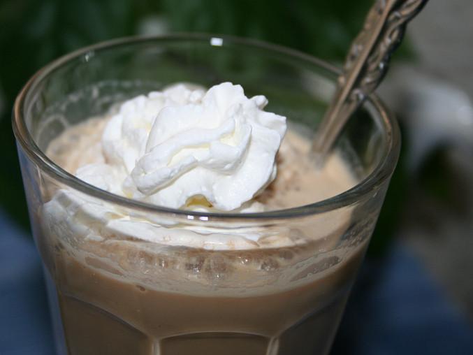 Ledová káva III.