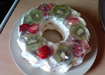 Nepečený dort AMAROUN