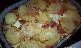 Ohnivé brambory