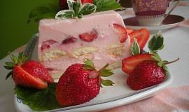 Osvěžující tvarohový dezert