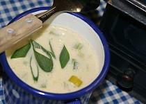 Pórková polévka od Nikolky