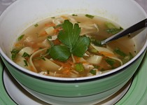 Rychlá polévka od Verunky