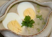 Salátová polévka - moje