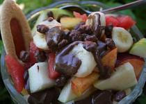 Snadný ovocný salát