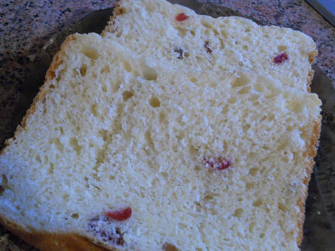 Bramborový chlebíček s vanilkou