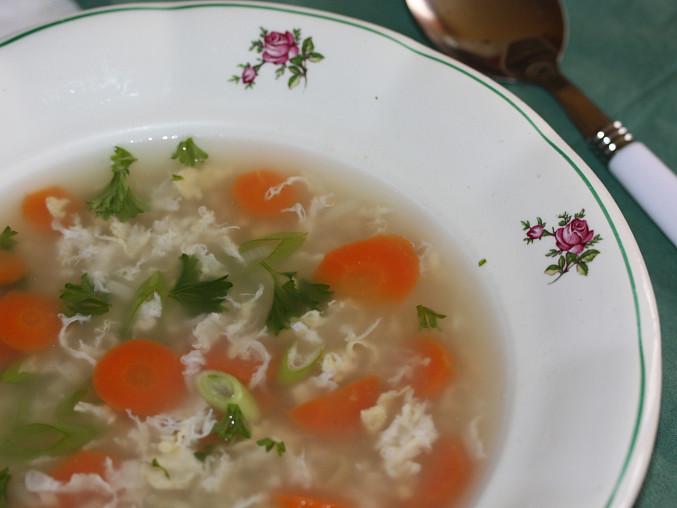 Rýžová polévka pro začátrčníky