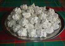 Sněhové pusinky-chrousti