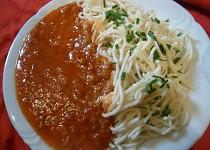 Výborné italské špagety trošku jinak