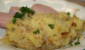 Holeček  - brambory se zelím - pro gmptop (Miloška) na přání