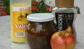 Pikantní džem z jablek