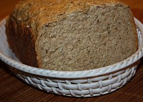 Podmáslový chleba celozrnný