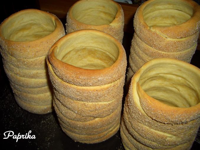 Trdelník z domácí pekárny