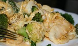 Zapekana brokolice