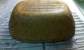 Žitný celozrnný kváskový chléb