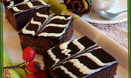 Čokoládový piškot