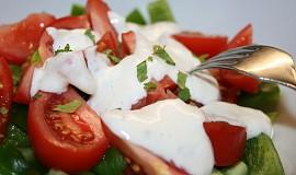 Jogurtový salát