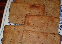 Knäckebrod - jemný křupavý chléb