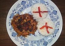 Marocké kuře
