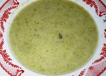 Polévka z brokolice