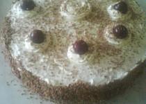 Schwarzwaldský třešňový dort i pro děti