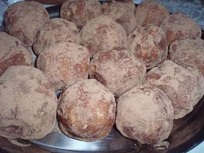 brambory s vůní mandlí