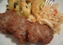 Karbanátky - dvě různá jídla