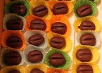 Kávová zrna (piškotová)
