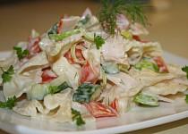 Mlýnský těstovinový salát
