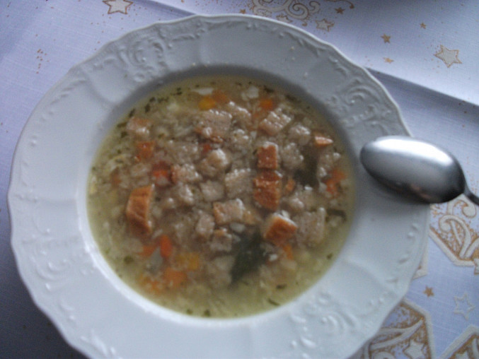 naše rybí polévka