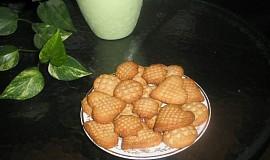 Ořechovo - zázvorové placičky