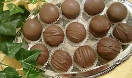 Piškoty v čokoládě