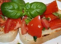 Italské  bagetky