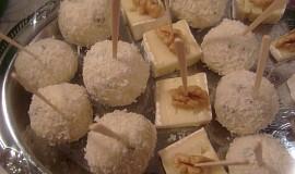 Kuličky s kokosem