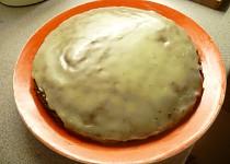 Mrkvový dort - vláčný s polevou