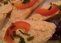 Pomazánka ze sýru Pálivec