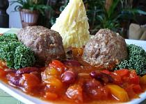 Texaska specialita chilli con carne